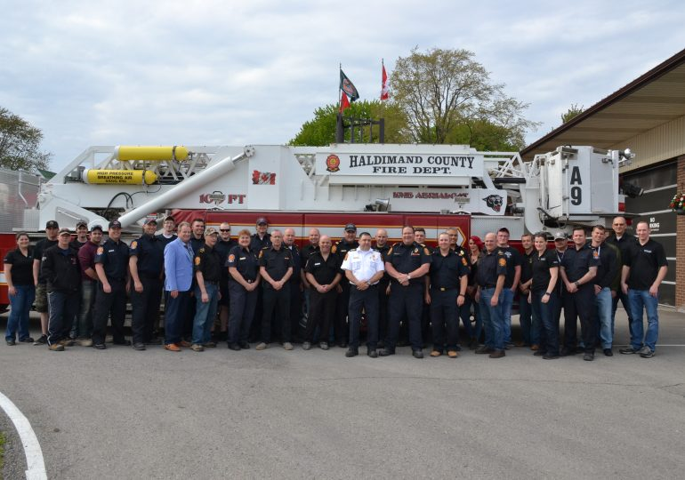 Firefighters improve skills at annual fire school