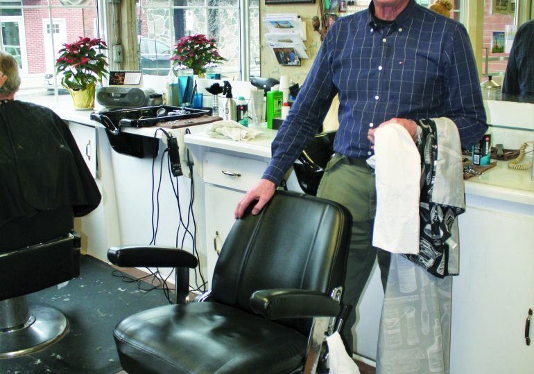 Don the Barber: the man behind the chair for 58 Years