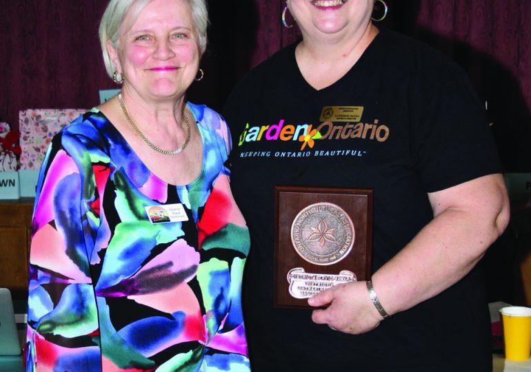 Haldimand Hort recognized