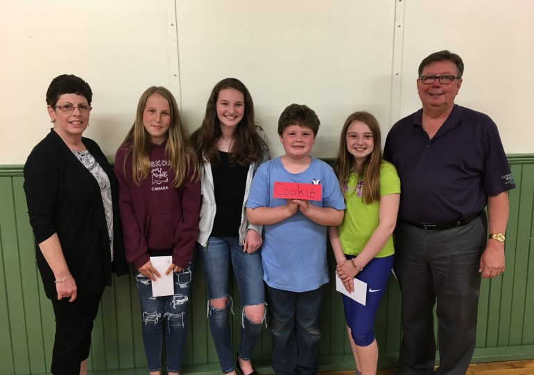 4-H Haldimand goes for the gold