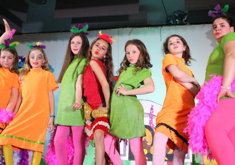 Jarvis Public School presents Seussical Jr. - The Musical