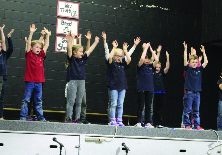 Jarvis Christian School holds spring concert