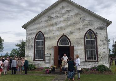 156 years for East Seneca United Church