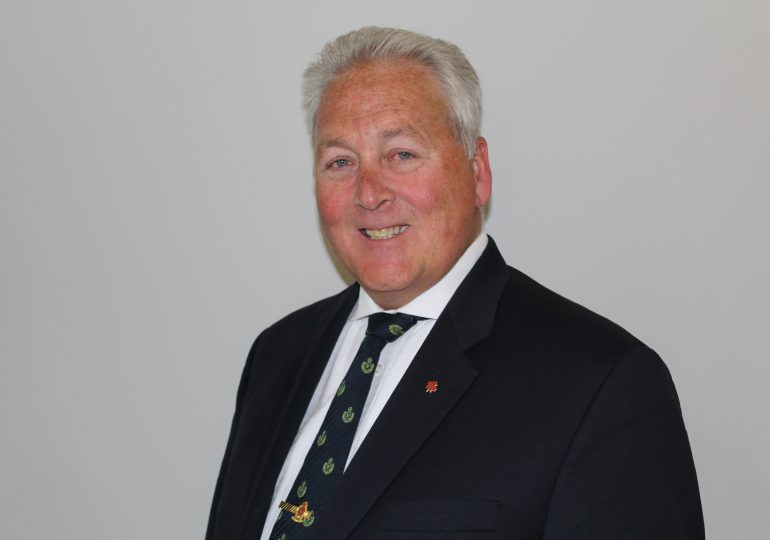 Bob Forbes looks to bring change to Haldimand-Norfolk