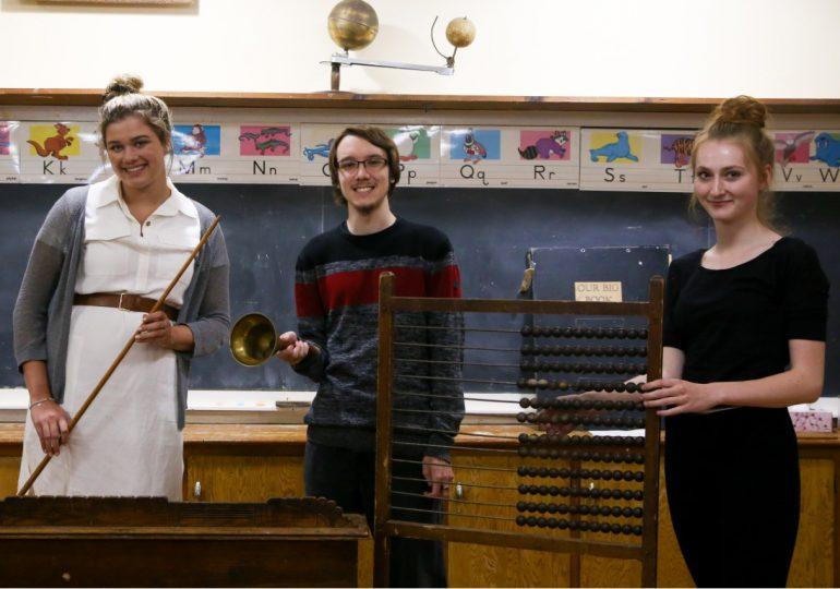 Meet the Wilson MacDonald Museum summer students