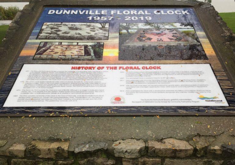 DHSunveils new plaque