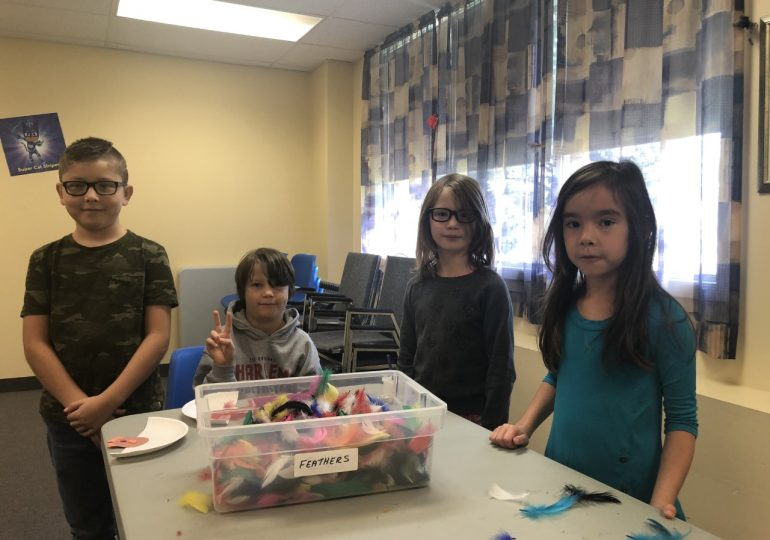 StoryTime gets kids reading and involved at Hagersville Library