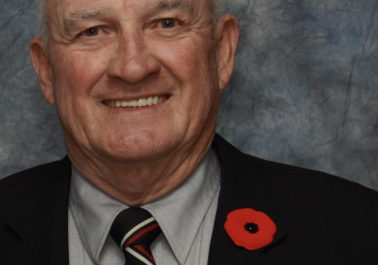 Hagersville veteran reflects on his life in the Navy