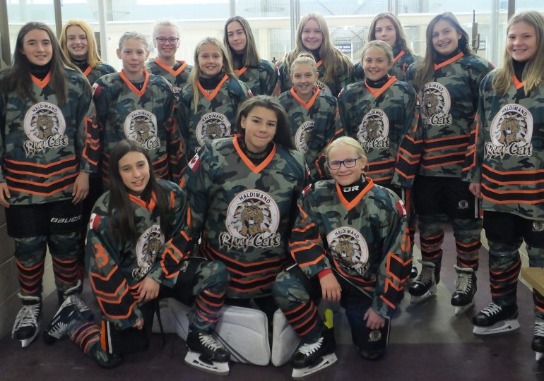 Haldimand River Cats to play  Remembrance Day hockey game: Tribute game to support Dunnville's cadets