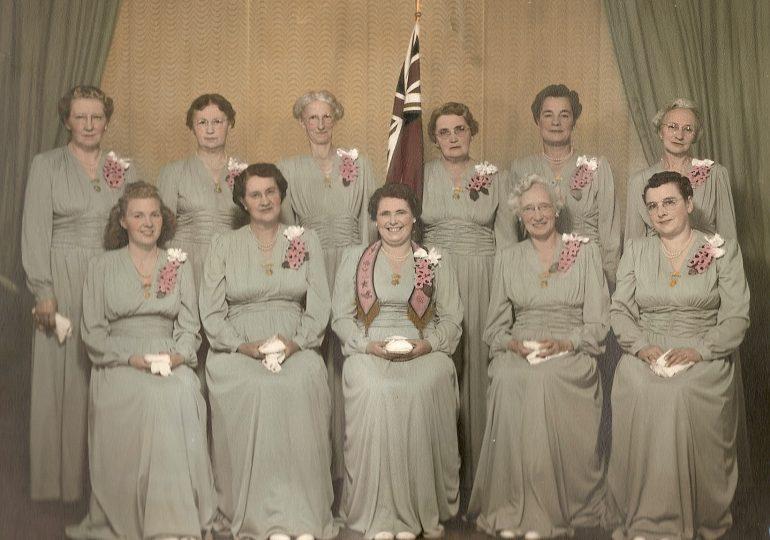 Forward Rebekah Lodge celebrating 100 years in Hagersville