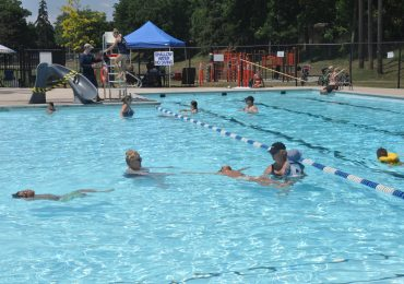 Public pools and splash pads reopen