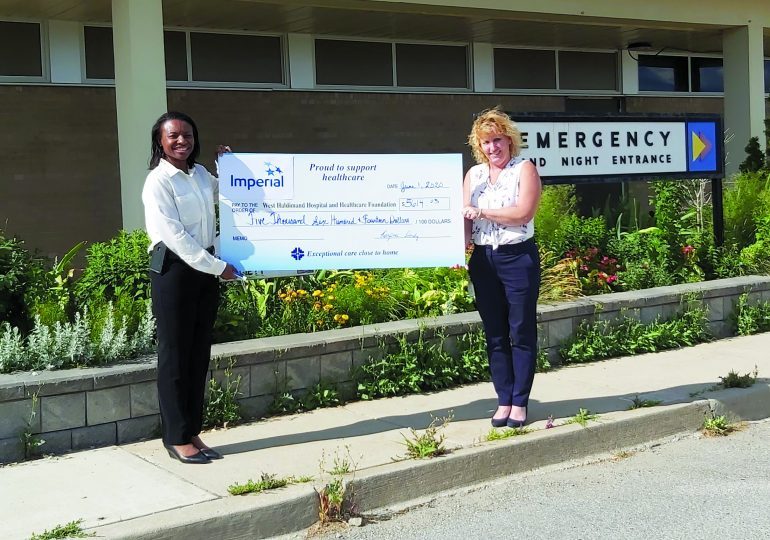 WHHHF Healthcare Hero campaign launches with $37,000 start