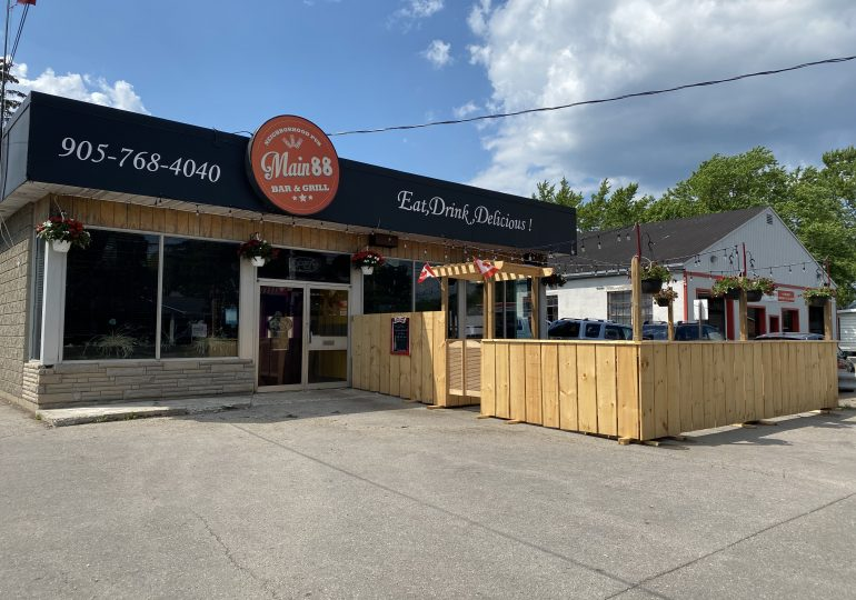 Patio season arrives under new normal, businesses adapting