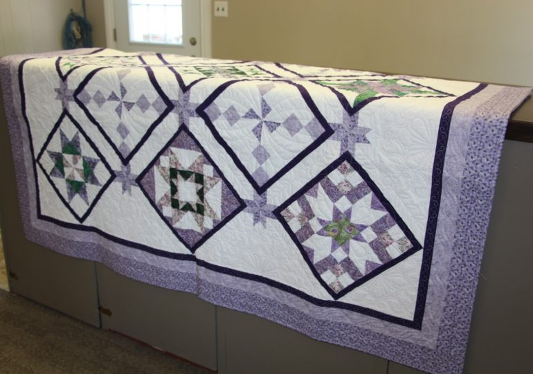 Caledonia Fair launches quilt and 50/50 draws