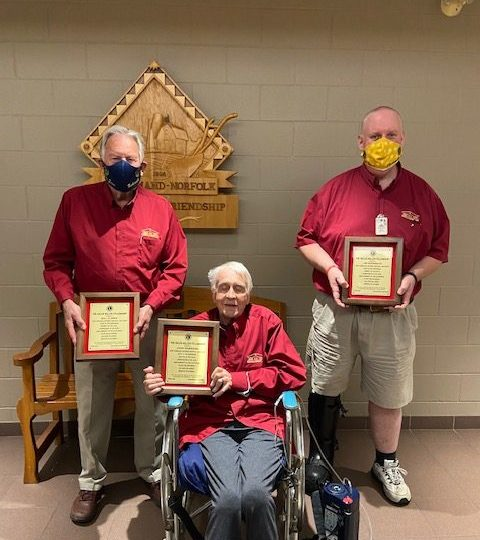 Fisherville Lions awards