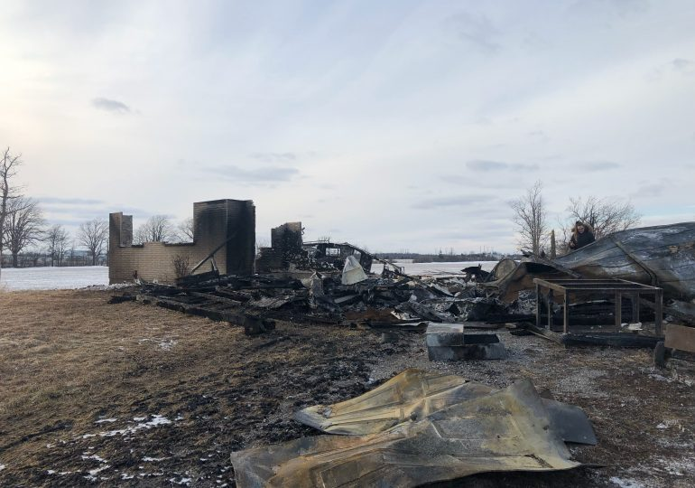 Up in smoke: Jarvis family in limbo over a year after losing home to fire