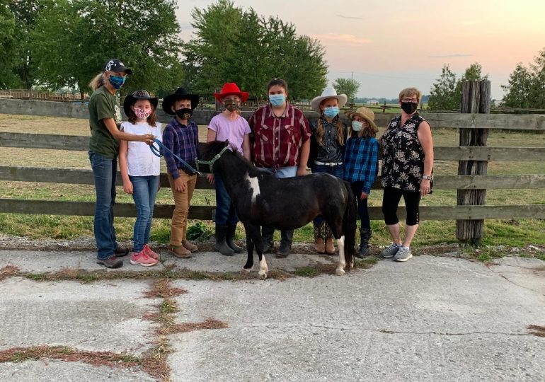 Haldimand 4-H Learns to Do by Doing amid COVID-19