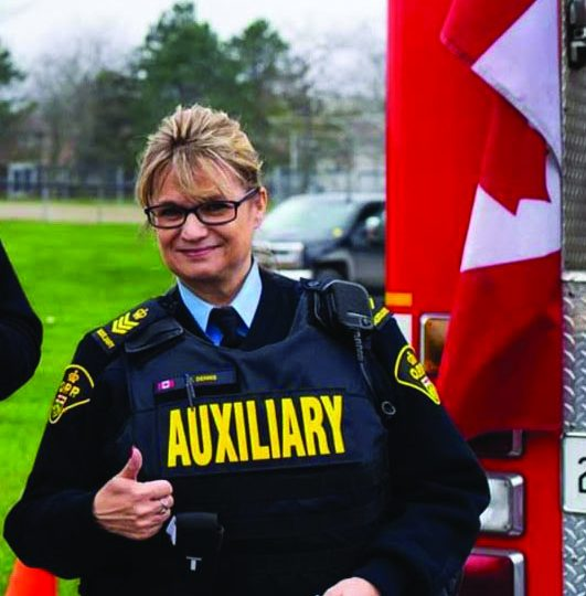 "OPP auxiliary – ""Most unique volunteer experience"""