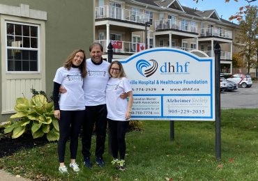Over $32,000 raised for Dunnville Hospital & Healthcare Foundation