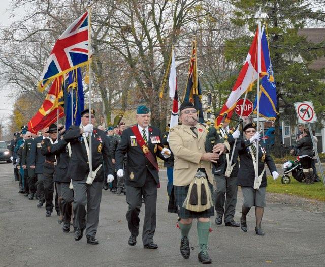 Hagersville Legion to offer different type of Remembrance service this year