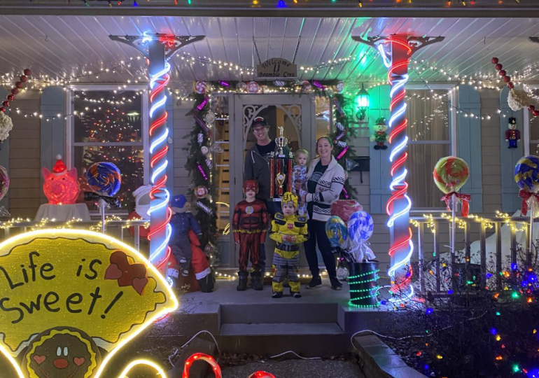 Jarvis Light Up contest winners announced