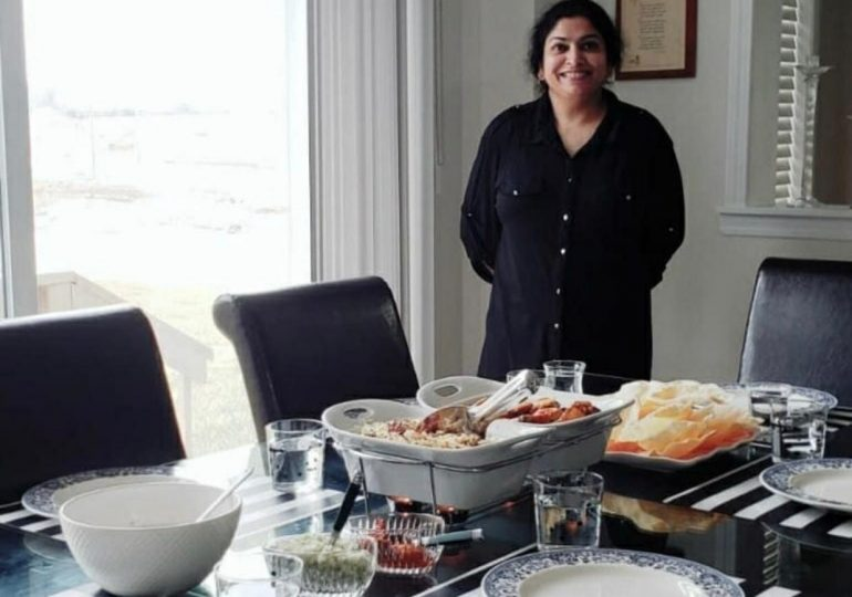 Caledonia resident launches virtual cooking classes
