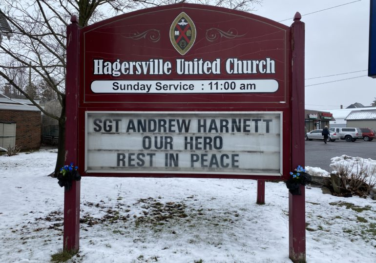 Remembering Andrew Harnett