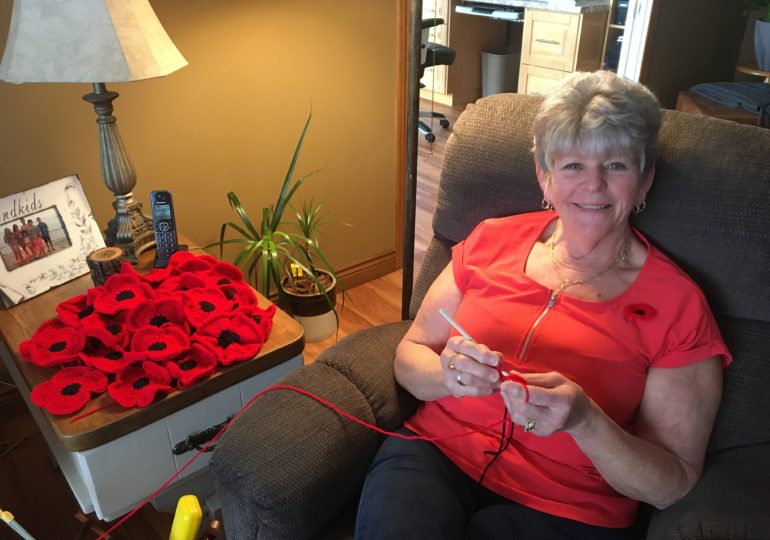Selkirk Chamber Poppy Project announces drop off locations