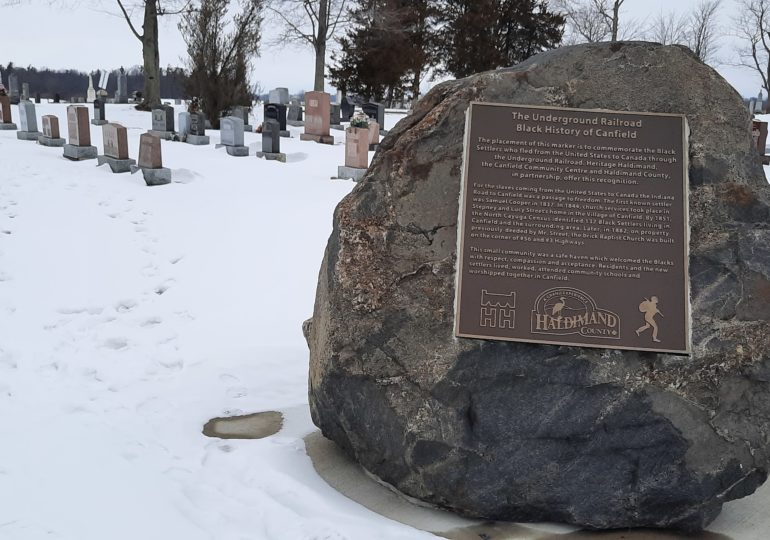 Historic Canfield cemetery could be taken over, restored by County