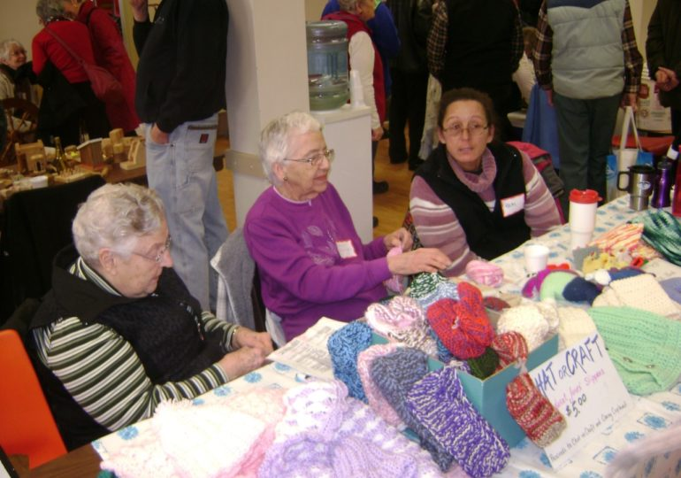 Chat or Craft celebrating 30 years of community outreach