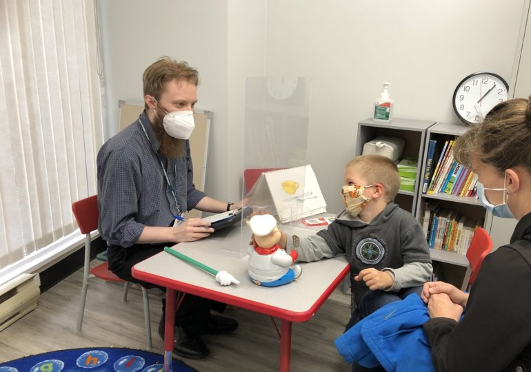 Lansdowne Children's Centre enhances access for HN families