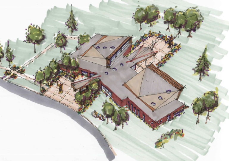New library and active living centre planned for Grant Kett Memorial Park