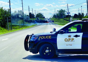 $16.3 million cost for OPP to police Land Back Lane for six months