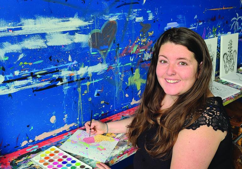 Fundraiser aims to provide arts programming to seniors