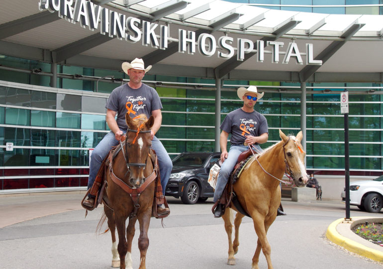 Brad Adams' Ride for the Registry raises $50,000