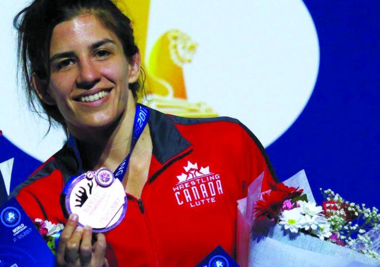 Caledonia-raised Olympian Michelle  Fazzari faces battle of her life