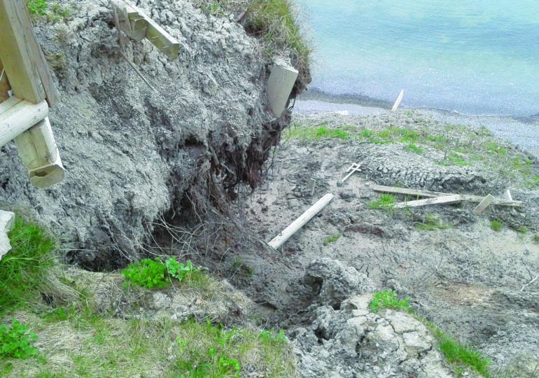 Lowbanks residents desperate for help handling erosion