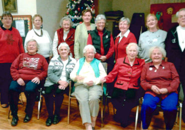 St. Paul's Women's Club of Jarvis celebrate 75 years
