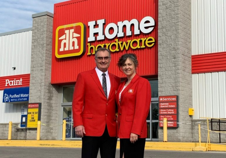 Grand River Home Hardware celebrates 50 years in business