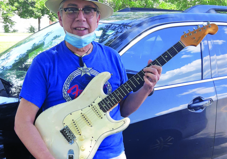 Music in the Park returns  to Caledonia this month