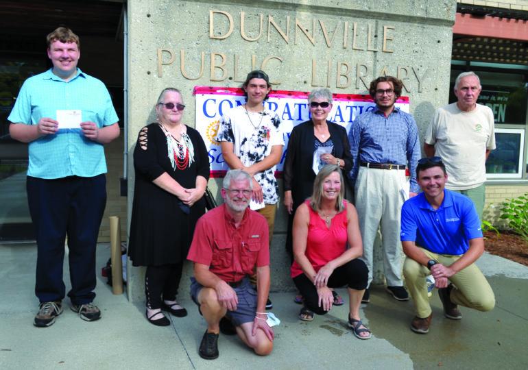 Dunnville Rotary Club awards bursaries