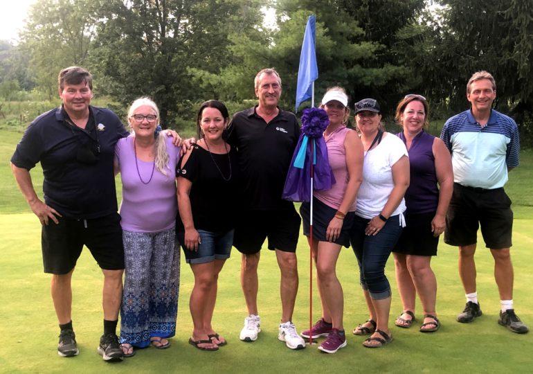 Alex Dalton Golf Days: success for friendship, awareness for Alex