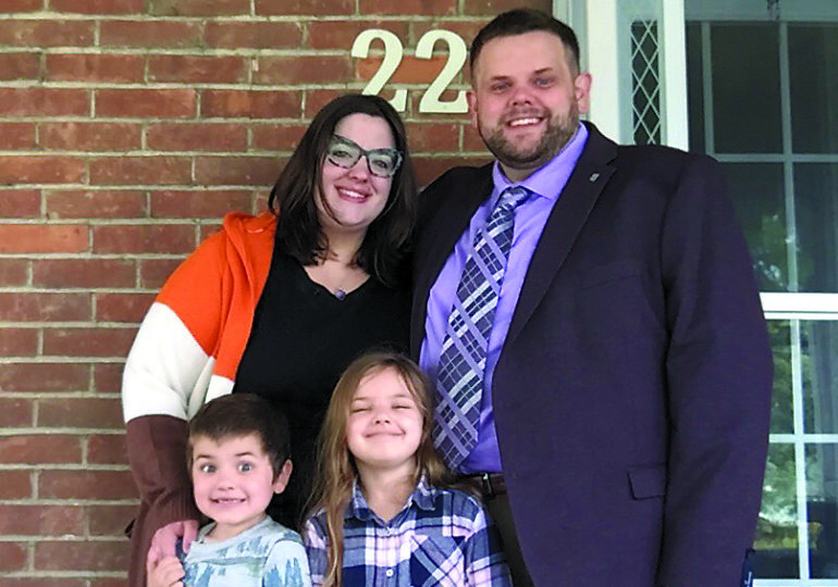 Pastor Cottrill joins  Trinity Lutheran Church