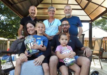 Third annual golf tournament raises $6,020 for Hagersville family