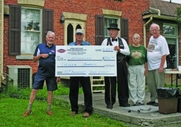 Erie Mutual celebrates 150th anniversary at Cottonwood