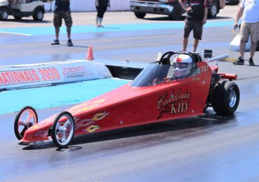 13-year-old 'Caledonia Kid' wins first place in Cayuga racing championship