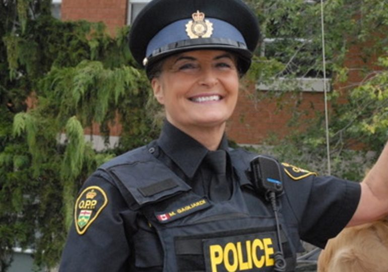New Community Safety Officer proud to be the face and voice of the Haldimand OPP