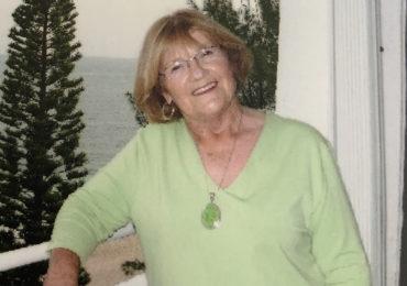 87-year-old Vicki Leach inspires through tireless volunteering efforts